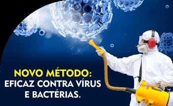 desinfecção de ambientes garantia servicos especializados es