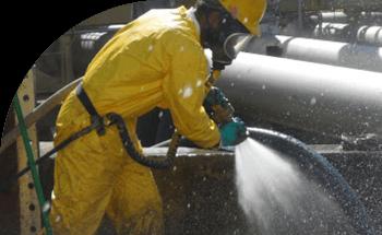 Hidrojateamento e Limpeza de Tanques Industriais